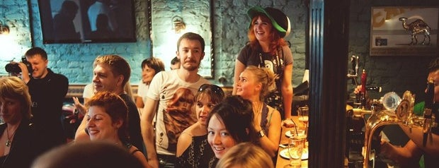 Harat's is one of Новые пабы/кафе/рестораны.