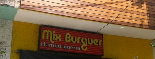 Mix Burguer is one of CH to do list.
