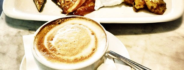 L'Espresso Bar Mercurio is one of Toronto Coffee Shops.