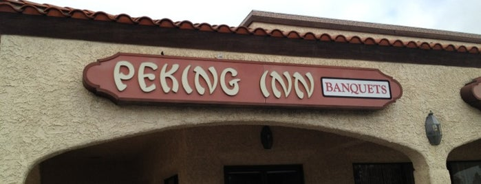 Peking Inn is one of Lugares favoritos de David.