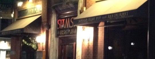 Siamsa Irish Pub is one of Posti salvati di G.