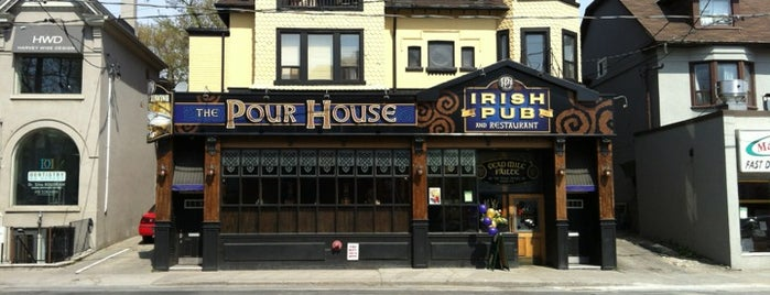 Pour House is one of FAB Concepts Pub Chain.