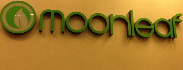 Moonleaf Tea Shop is one of Mark.