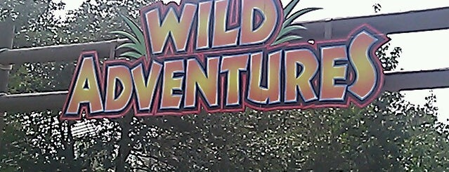 Wild Adventures Theme Park is one of Theme Parks I've Visited.