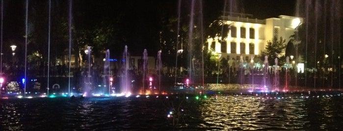 Kültür Park is one of Gonya :).