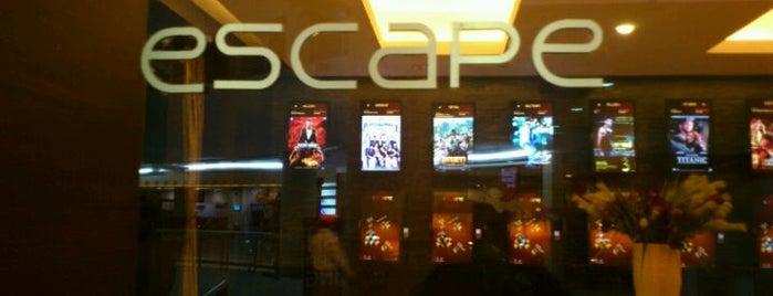 Escape Cinemas is one of Tejas : понравившиеся места.