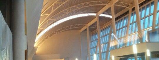 Aeropuerto Internacional de Puebla (PBC) is one of Beatríz'ın Beğendiği Mekanlar.