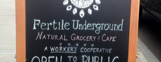 Fertile Underground is one of RI to-do.