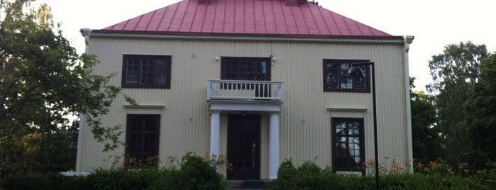 Villa Arabeski is one of Ida 님이 저장한 장소.