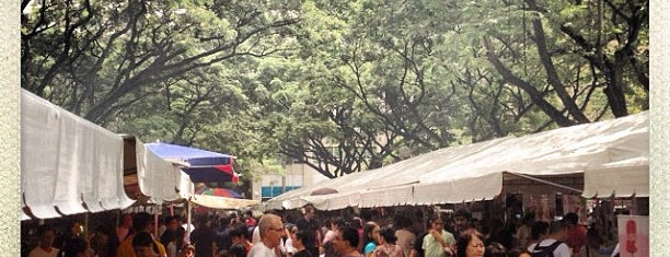 Salcedo Community Market is one of Justinさんの保存済みスポット.