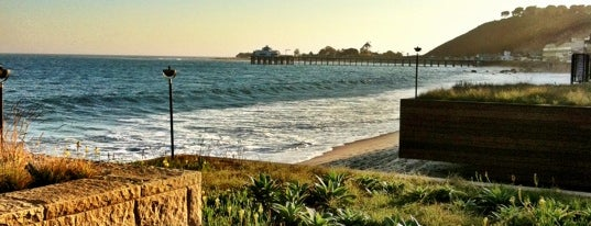 Nobu Malibu is one of Bucket List ☺.