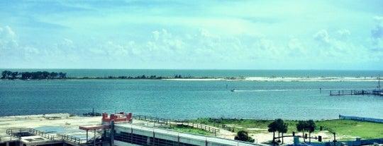 Harrah's Gulf Coast is one of Casinos.