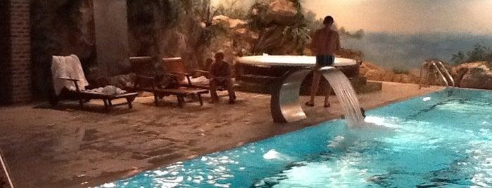 Cronwell Falke Resort is one of Posti che sono piaciuti a Elizaveta.