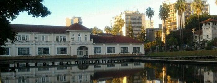 Departamento Municipal de Água e Esgoto (DMAE) is one of Lugares que eu gosto:.