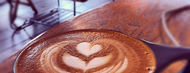 Ch'ava Café is one of Chicago's Best Coffee - 2013.