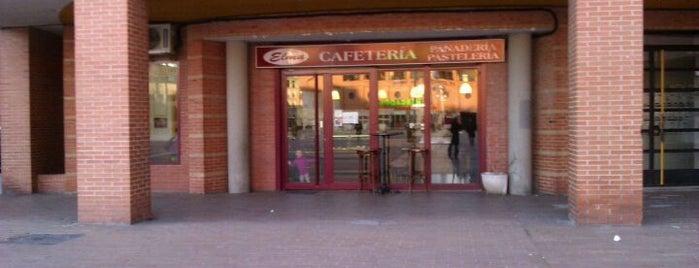 Cafeteria Elma is one of Cafeterías de Madrid.