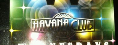 Havana Club is one of ATL.