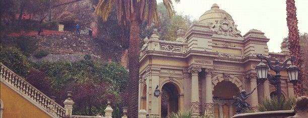 Cerro Santa Lucía is one of Santiago en 100 lugares.