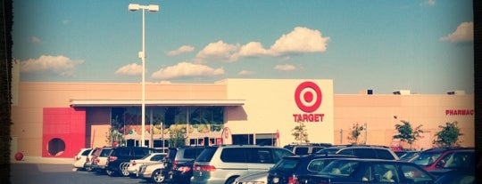 Target is one of Lugares favoritos de Krissy.