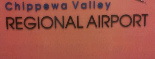 Aeroporto Regional de Chippewa Valley (EAU) is one of Airports I've Been To.