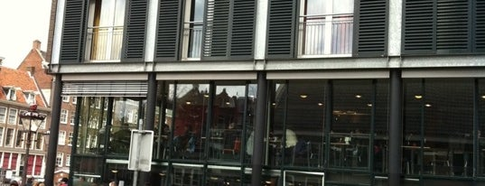 Anne Frank House is one of Amsterdam City Guide.