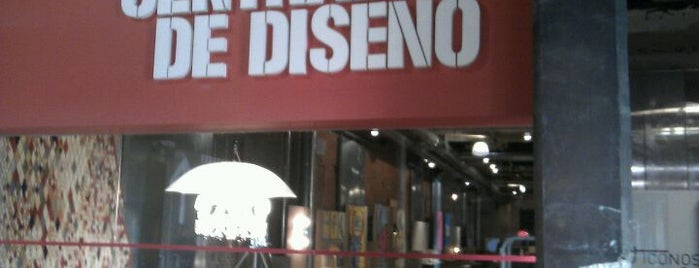 Central de Diseño / DIMAD is one of Madrid.