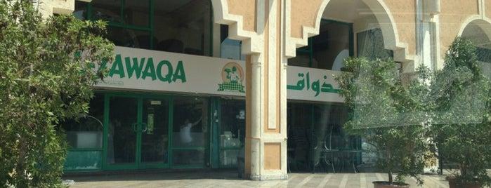 AL-ZAWAQA is one of Hesham 님이 좋아한 장소.