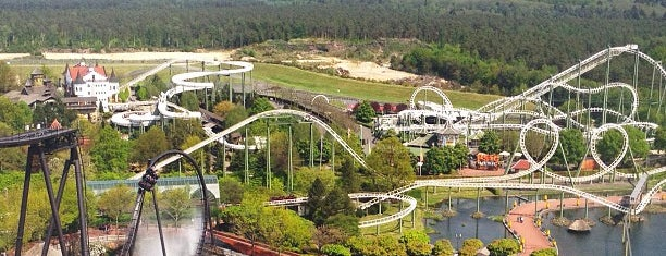 Heide-Park Resort is one of Orte, die Heiko gefallen.