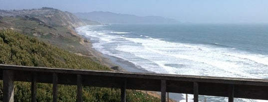 Ocean Beach is one of 101 places to see in San Francisco before you die.