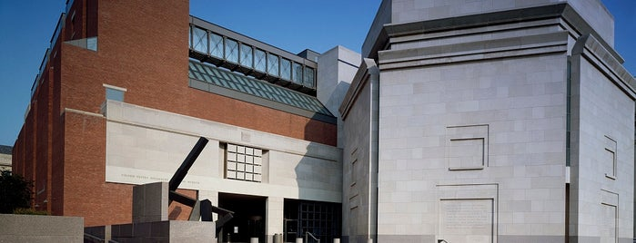 United States Holocaust Memorial Museum is one of Gespeicherte Orte von Neesa.