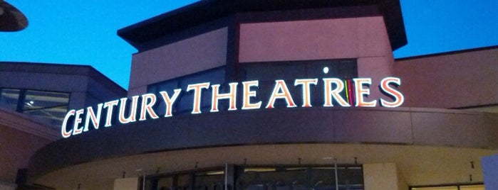Century Theatre is one of Evan[Bu] Des Moines Hot Spots!.