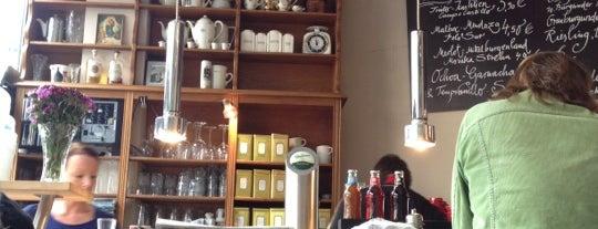 Café Hüftgold is one of The List:Dusseldorf.