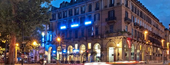 Best Western Hotel Genio is one of Locais salvos de ANDREA.