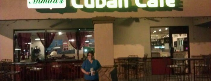 """Mimita's Cuban Cafe is one of Featured on PBS' """"Check, Please! Arizona""""."""