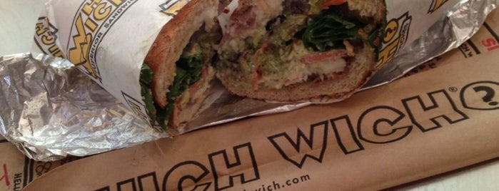 Which Wich? Superior Sandwiches is one of McAllen.