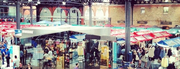 Old Spitalfields Market is one of London Trip.