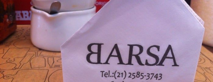 Barsa is one of Locais curtidos por Be.