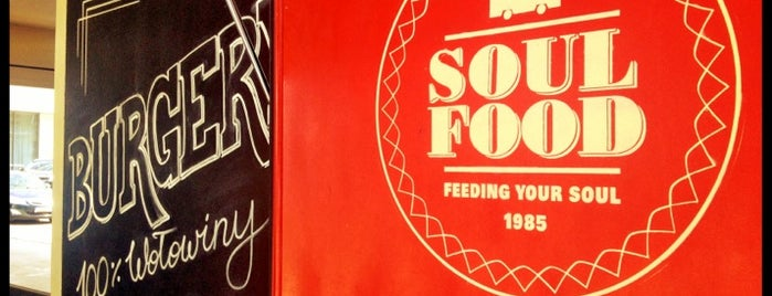 Soul Food Bus is one of faenza.