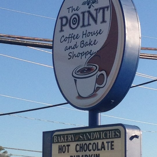 Photo of The Point Coffee House + Bake Shoppe
