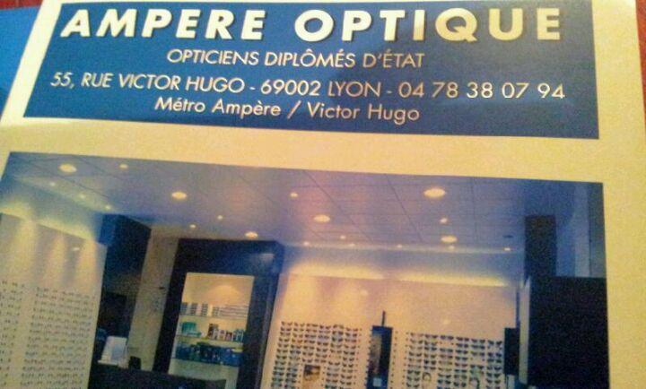 Ampère Optique