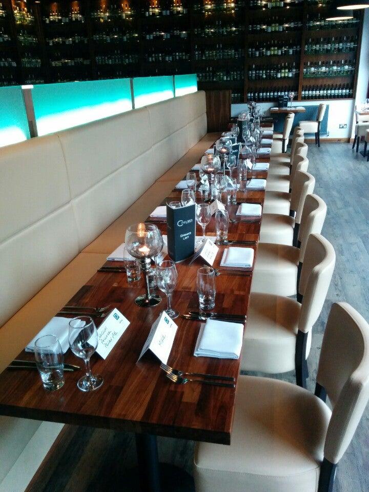 Chelsea Bar and Brasserie