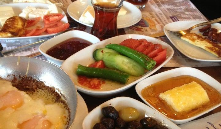 Rumeli Hisarı Kahvaltı Mekanları