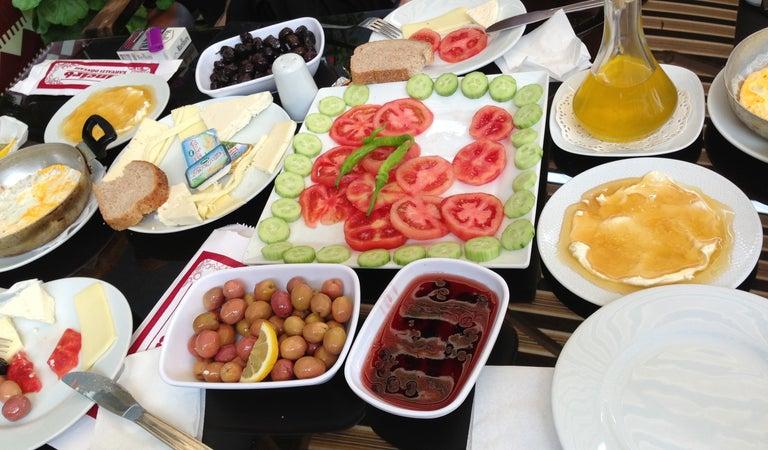 İnciraltı Kahvaltı Mekanları
