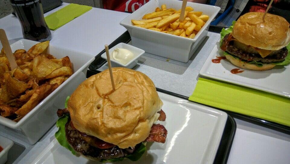 Aloha Burger Kitchen