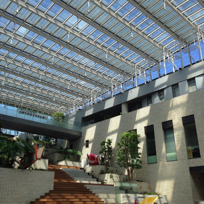 図書館 中央 区 中央図書館 台東区ホームページ