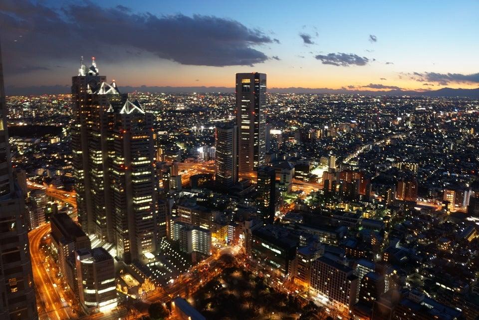 東京都 東京都廳展望台