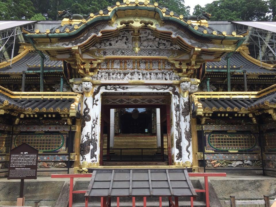 日光的神社與寺院