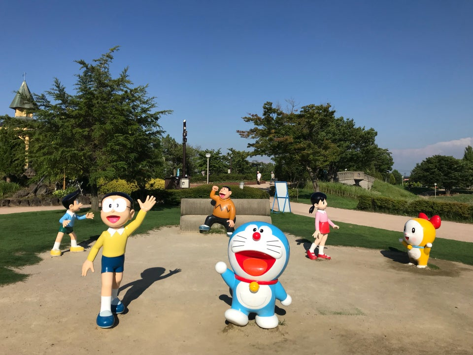哆啦A夢公園/おとぎの森公園