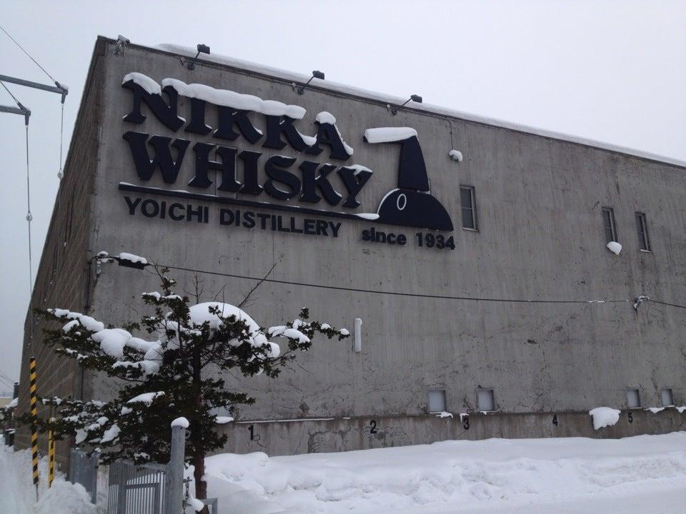 北海道 Nikka Whisky 余市蒸餾所