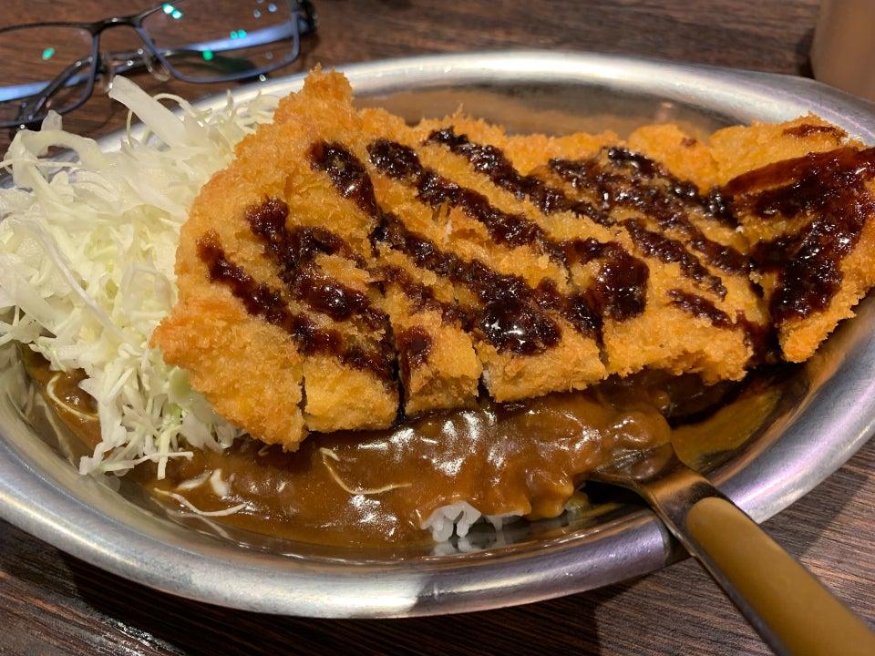 冠軍咖哩 / チャンピオンカレー Champion Curry (近江町市場)